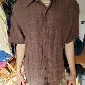 Perry Ellis Shirts - Perry Ellis button down